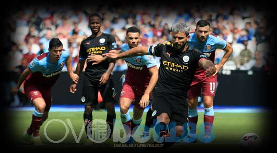 Prediksi West Ham United vs Manchester City 24 Oktober 2020