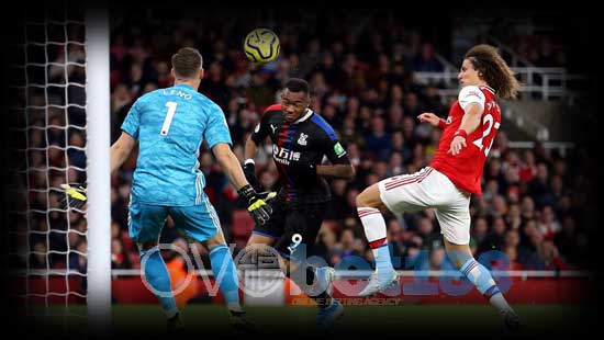 Prediksi Skor Arsenal vs Crystal Palace 15 Januari 2021