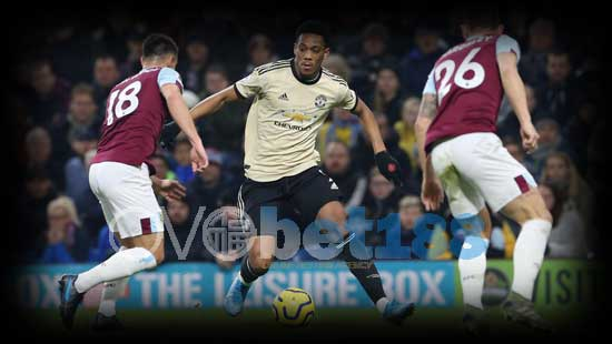 Prediksi Skor Burnley vs Manchester United 13 Januari 2021